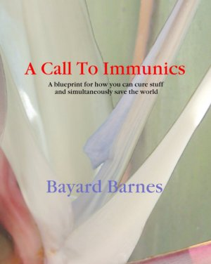 A Call to Immunics book cover art