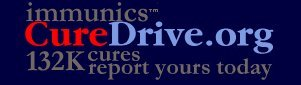 Welcome to immunics CureDrive.org